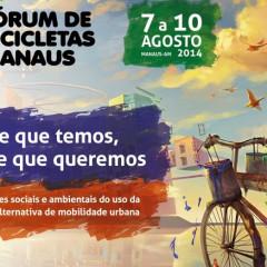 III Fórum de Bicicletas Manaus